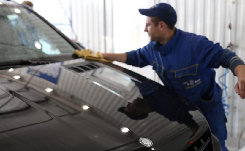 Ручная мойка авто: или как правильно мыть автомобиль