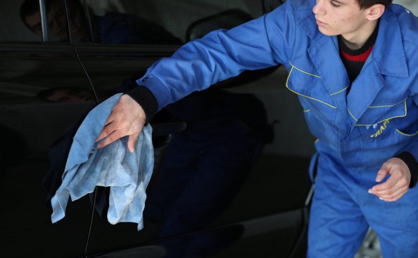 Чем отличаются сотрудники автомойки Траффик?